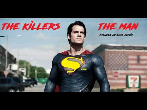 The Killers - The Man (Jacques Lu Cont...