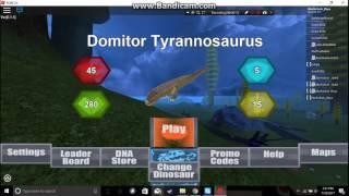 Roblox - Dino Sim Wars - La guerra más intensa en Dino Sim