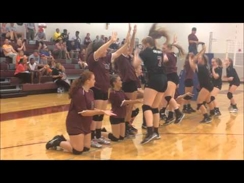Collierville Middle School 2015 A Team