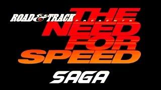 Saga - Historia Need For Speed cz. 1