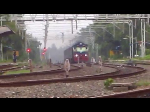 TWO TRAINS BECOME ONE : Kannur and Karwar Bangalore Express