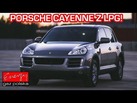 BEZPOŚREDNI WTRYSK! Porsche Cayenne 3.6 290KM 2008 R w Energy Gaz Polska na auto gaz Zavoli Direct