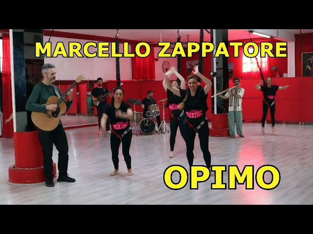 MARCELLO ZAPPATORE - OPIMO