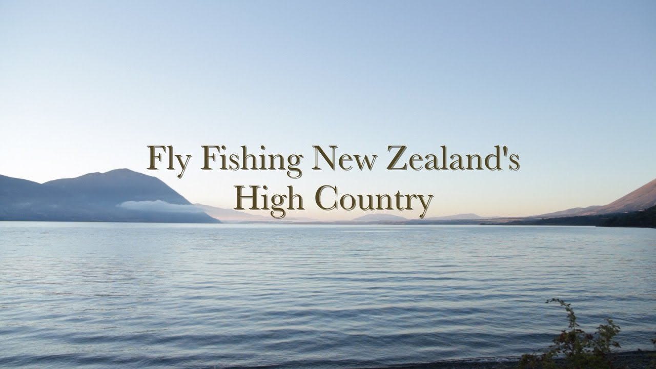 Fly Fishing with Declan Wong