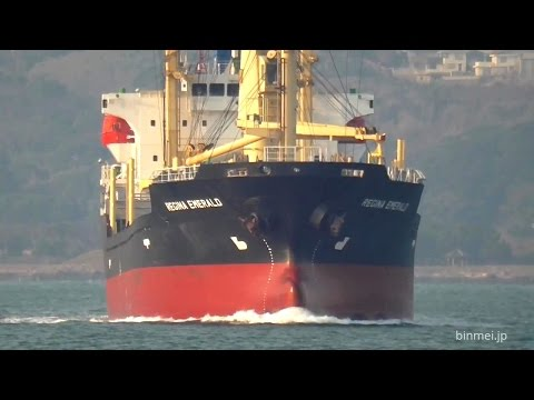 REGINA EMERALD - PACIFIC BASIN SHIPPING general cargo