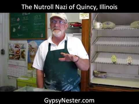 The Nutroll Nazi of Quincy, Illinois