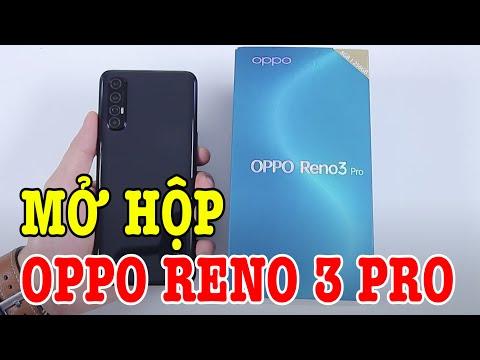 Mở hộp OPPO Reno 3 Pro : THẬT KHÔNG THỂ TIN NỔI