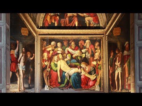 Bernardino Luini in San Giorgio a Palazzo