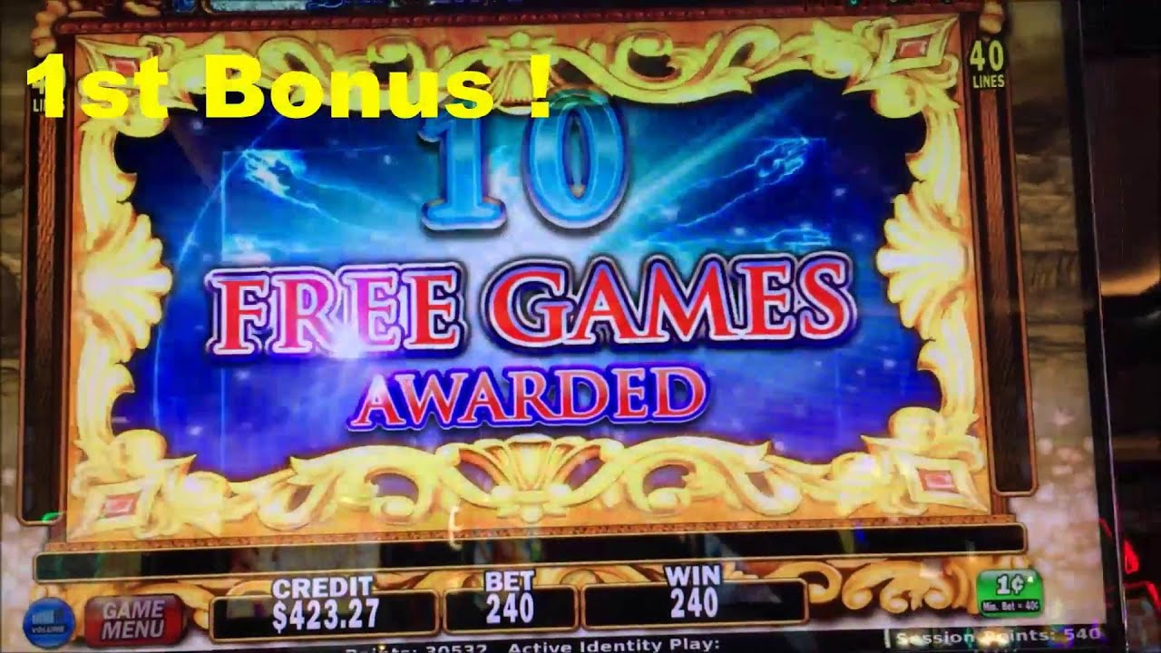 Double Davinci Diamonds Slot Machine