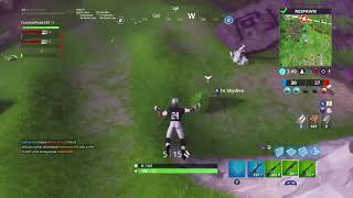 Fortnite: NFL skins! NEWWW!!! Marshawn with the touchdown