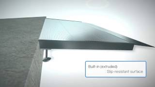 Transitions Angled Entry Ramp For Mobility Products - EZ Access