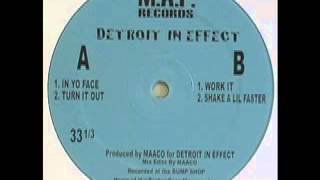 Detroit In Effect - Shake A Lil Faster