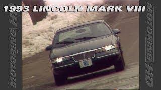 1993 Lincoln Mark VIII - Throwback Thursday
