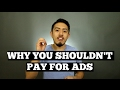 3 Reasons Why You SHOULDN'T Pay For Ads- Car Detailing Business Advice