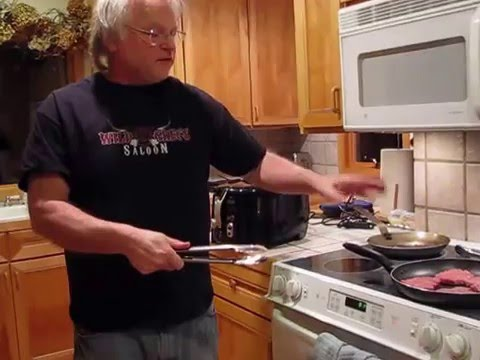 Cooking with Greg Patty Melts