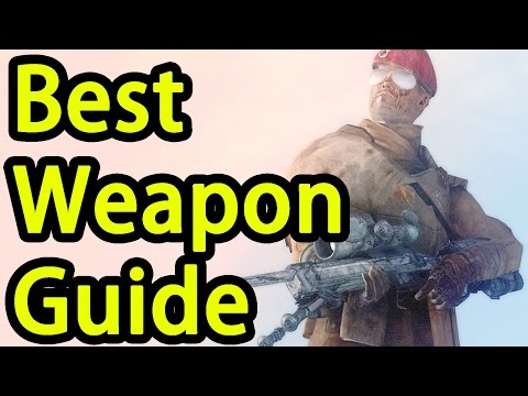 The Best Weapon in Fallout New Vegas (Best Sniper Build Guide)