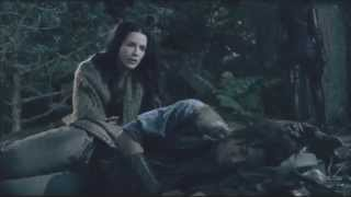 Legend of the Seeker//Richard and Kahlan//Torn Scene