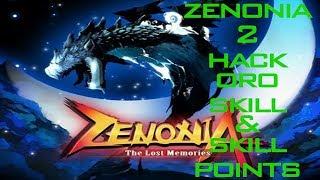 Zenonia 2 Hacks - Oro, Skil Points & Points