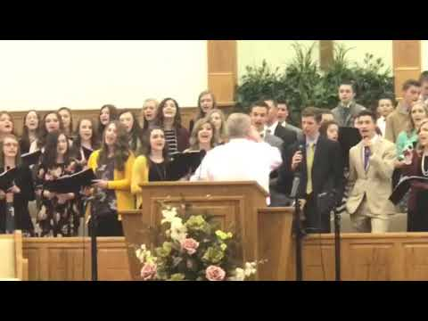 "Mountain View Christian Academy Youth Choir- ""I Am So Blessed"""
