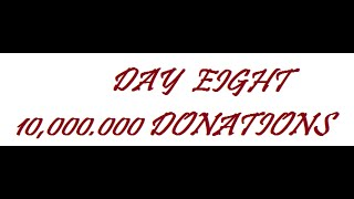 DAY 8 - 10,000,000 DONATED TROOPS QUEST (CLASH OF CLANS)