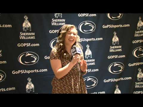 Camille Mola - Penn State Idol 2011