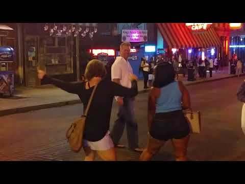 Night Life on Beale Street, Memphis Tennessee