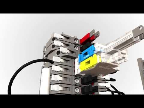 Pivot Electronics: Disconnect & Test Terminal 3D CGI