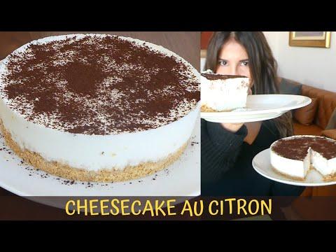 cheesecake-au-citron-sans-cuisson-🍋-recette-légère-et-très-facile-😍