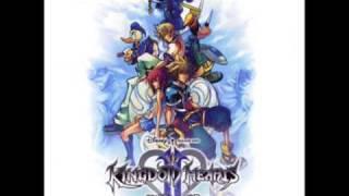 Kingdom Hearts II Final Mix - Deep Anxiety Remix