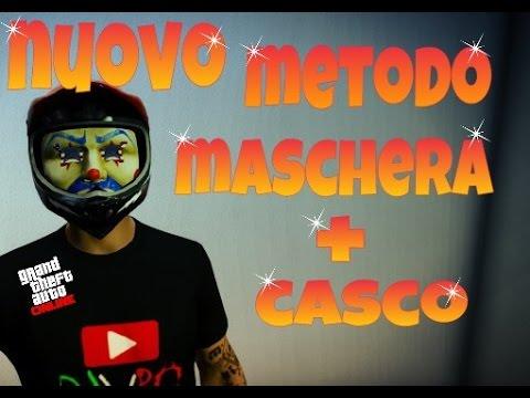 GTA V ONLINE INDOSSARE MASCHERA,CAPPELLO,OCCHIALI E CASCO CONTEMPORANEAMENTE/GLITCH GTA V ONLINE from YouTube · Duration:  2 minutes 27 seconds
