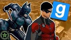 Batman Doesn't Do That! - Gmod: TTT | Live Gameplay