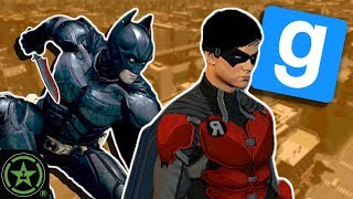 Batman Doesn't Do That! - Gmod: TTT | Live Gameplay thumbnail