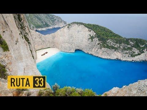 La playa del Naufragio   Grecia