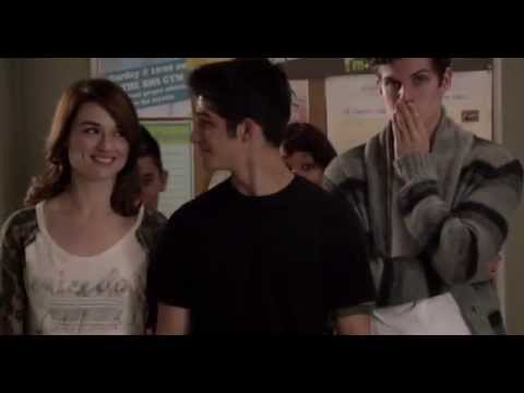 Teen Wolf cast's reaction to Crystal Reed leaving