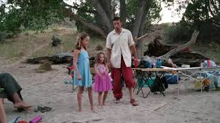 Clip of Stand up Comedy with Kids about the Grand Canyon with Kids while Camping with Kids