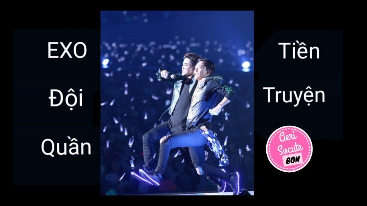 Đội Quần Tiền Truyện – EXO Funny Moments 2019 #EXOfunnymoments2019