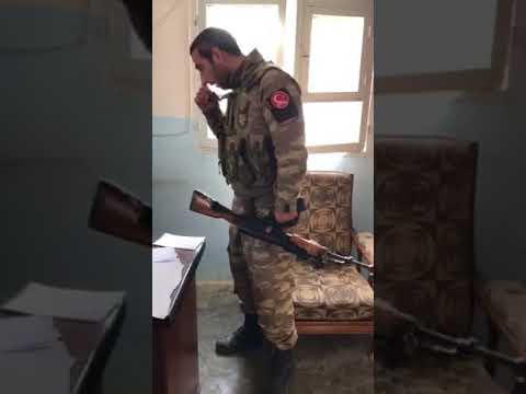 YASİN KARASU AFRİN OPERASYONU PYD POLİS KARAKOLUNA İLK GİRİLDİĞİ AN