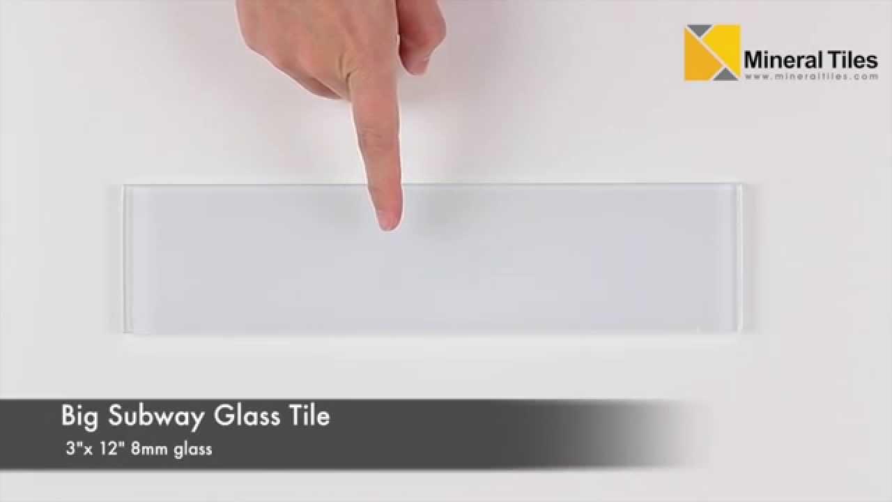glass subway tile extra white 3x12 120anaelemice312