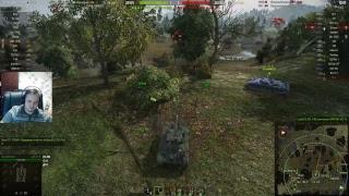СТРИМ С МЫШКО! ОЙ ТО ЕСТЬ С БИЛЛИ, БЛИН Я ЗАПУТАЛСЯ... World of Tanks