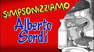 Simpsonizziamo 3 Film di Alberto Sordi