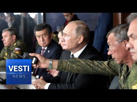 Putin Hosts Joint