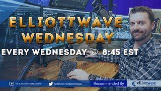 """Elliott Wave Wednesday"" with Todd Flash Crash Gordon - Jan 23rd, 2019"