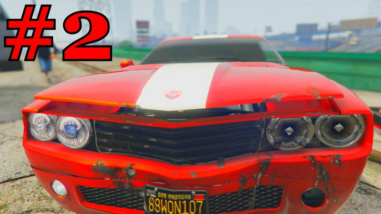 Gta  Car Crash Compilation