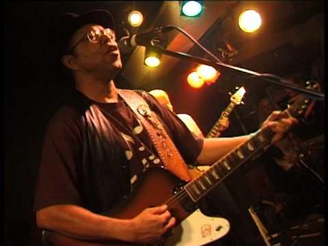 Larry Garner 'Born To Sang The Blues' JSP5803 DVD on JSP Records.