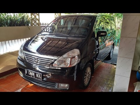 In Depth Tour Nissan Serena C24 HWS  - Indonesia