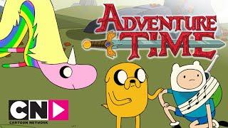 Время приключений | Музыкальная битва | Cartoon Network