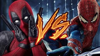 DEADPOOL VS SPIDERMAN | ZARCORT - KRONNO - CYCLO