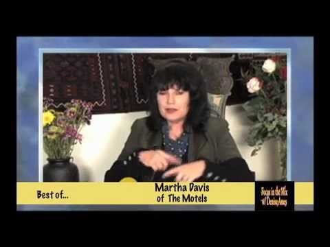 "Best of Martha Davis of The Motels on ""Focus in the Mix with Denise Ames"""
