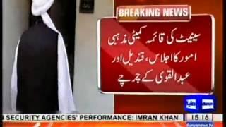 Qandeel should be made Ruet-e-Hilal committee chairman - Hamdullah Bashes Qavi
