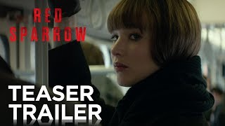 Red Sparrow | Teaser Trailer [HD] | 20th Century FOX thumbnail